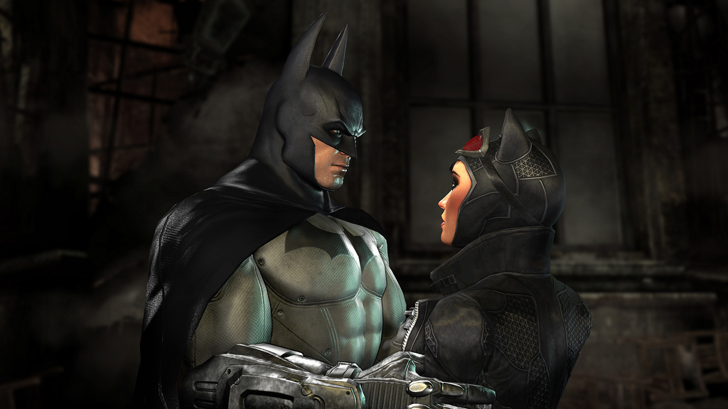 Batman Arkham City Gameplay Footage At E3